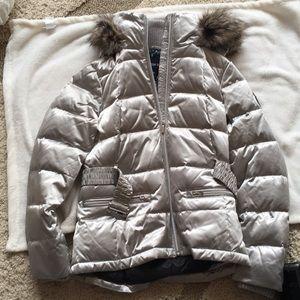 Jackets & Blazers - NWT XS Lands End down jacket